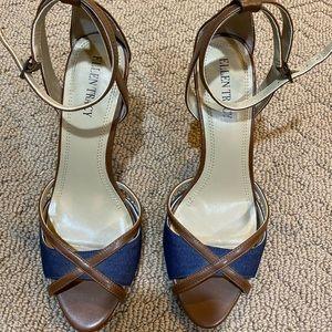 Ellen Tracy heels. Size 8. Excellent condition.